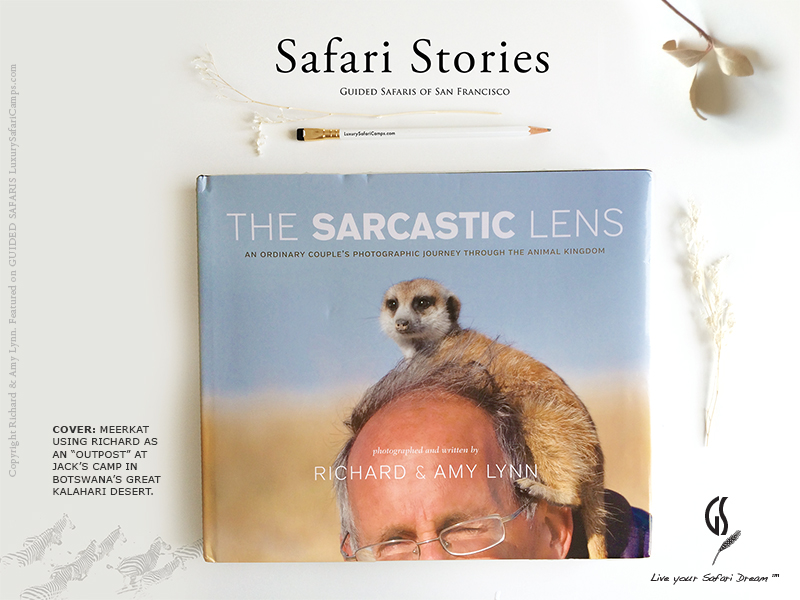 Cover: The Sarcastic Lens © Richard + Amy Lynn