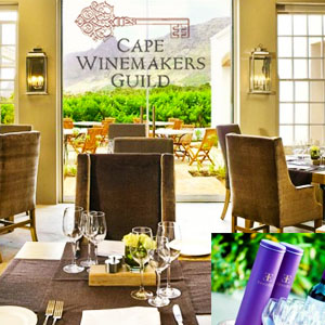 Cape Winemakers Guild Auction Dinner 2012