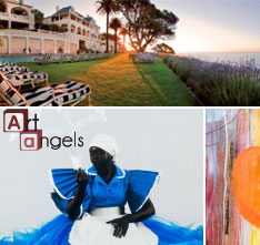 Ellerman House ArtsAngel Initiative Auction