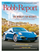 Robb Report TOP 100 2012