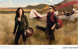 Bono - LOUIS VUITTON 'THE HEART OF AFRICA' Campaign