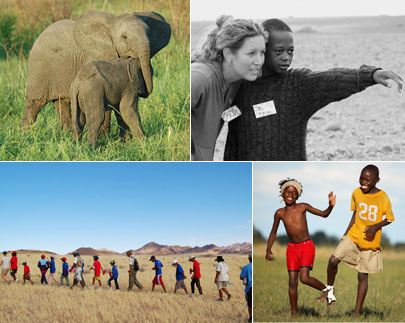 Guided Safaris Journeys