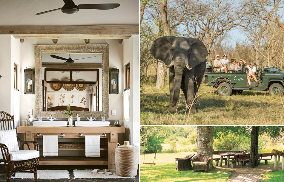 Singita Castleton House: Perfect Safari Home.