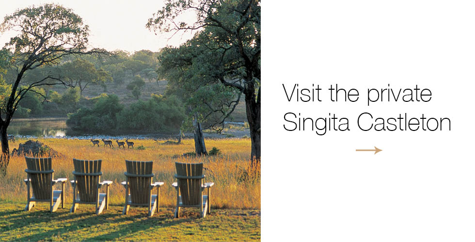 Singita Castleton Safari