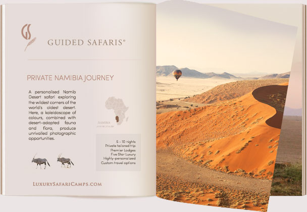 Luxury Namibia Safari