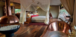 Luxury Botswana Zarafa Camp & Mombo
