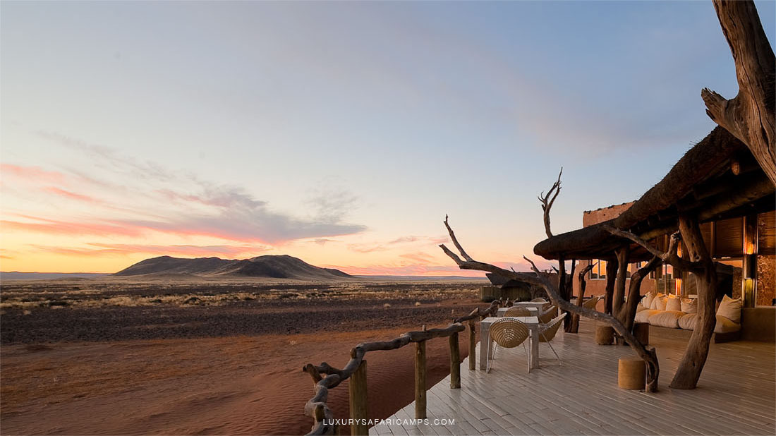 Little Kulala Camp, Namibia