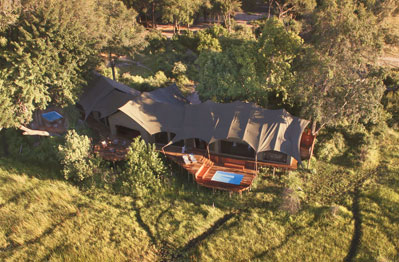 Duba Plains Camp Botswana